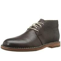 COLE HAAN Glenn Chukka Boot 男款真皮休闲靴Java US7.5