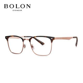 暴龙BOLON光学镜王俊凯同款眼镜架男女款BJ6036+折射率1.67(建议800度以内)