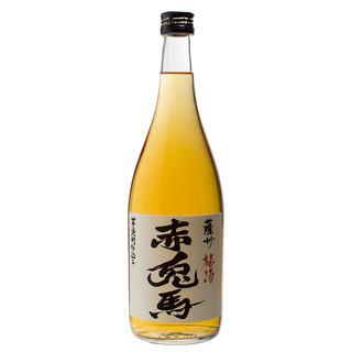 全日空 萨州赤兔马青梅酒720ml 梅子酒日本进口果酒日式果味洋酒