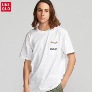 UNIQLO 优衣库 Minions2  小黄人 428463 亲子装印花T恤