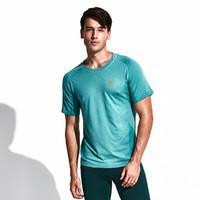 男款运动t恤男士t恤短袖男透气圆领运动男式t恤短袖衫