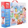 玛力玩具(mali-toys)T9011 益智玩具婴幼儿童健康牙胶礼盒摇铃(5只装)