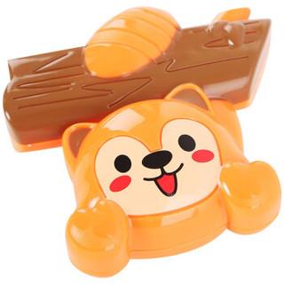 玛力玩具(mali-toys)T9021 益智玩具 5只装婴幼儿童健康牙胶礼盒摇铃