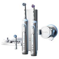 欧乐B(Oral-B)博朗  8900 电动牙刷 情侣系列两只套装