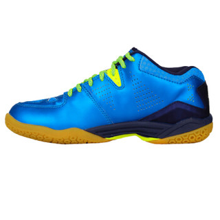 尤尼克斯YONEX羽毛球鞋减震防滑耐磨运动鞋SHB-750CR-002 蓝色44码