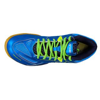 尤尼克斯YONEX羽毛球鞋减震防滑耐磨运动鞋SHB-750CR-002 蓝色42码