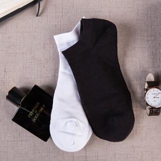 TOLORINIE 铁洛尼 19春夏休闲袜子 精梳棉商务袜子男 四季透气薄款船袜低帮短袜