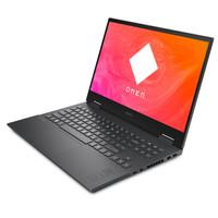 HP 惠普 暗影精灵6 锐龙版 15.6英寸 游戏笔记本电脑 (黑色、锐龙R7-4800H、16GB、512GB SSD、GTX 1650Ti 4G)