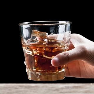 Libbey利比玻璃杯牛奶果汁威士忌啤酒杯茶杯必胜客水杯
