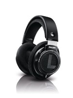 PHILIPS 飞利浦 SHP9500 头戴式耳机 黑色