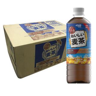日本进口 达亦多(Dydo)大麦茶饮料 柯南IP限量版 600ml*24瓶 *2件