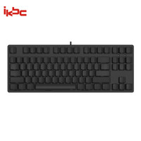 ikbc C87 机械键盘(Cherry静音红轴、PBT) *2件