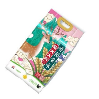 柴火大院 香稻贡米 5kg+金龙鱼 乳玉皇妃稻香贡米 5kg+新良 食用玉米淀粉 200g