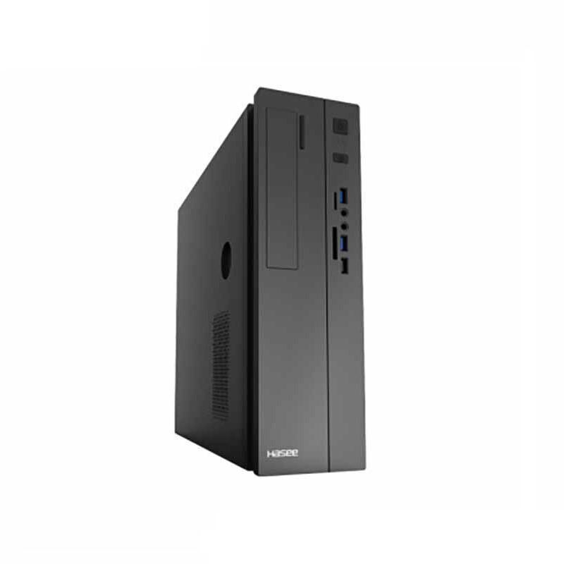 Hasee 神舟 新瑞 E20-4340S2W 台式机 赛扬G4930 4GB 256GB SSD