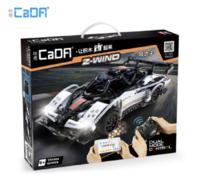 CaDA 咔搭 双鹰积木跑车系列 C51054  帕加尼风之子 457颗粒(手机蓝牙遥控)+凑单品