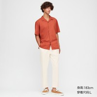 UNIQLO 优衣库 422983 男款九分裤