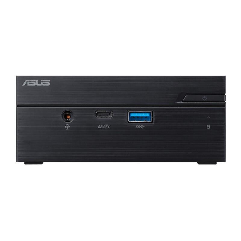 华硕(ASUS) PN61S 商用办公家用教育 台式机电脑主机 (i5-8265U 256G SSD 8G 正版Win10 三年上门) 迷你台式