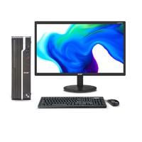 acer 宏碁 商祺 SQX4270 21.5英寸 台式机 黑色(酷睿i3-9100、核芯显卡、8GB、1TB HDD、风冷)