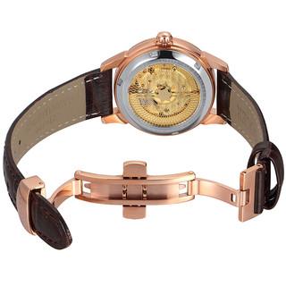 POSCER 宝时捷 6080M.RFB 男士自动机械手表