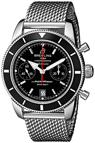 BREITLING 百年灵 超级海洋文化系列 A2337024-BB81-154A 男款机械表