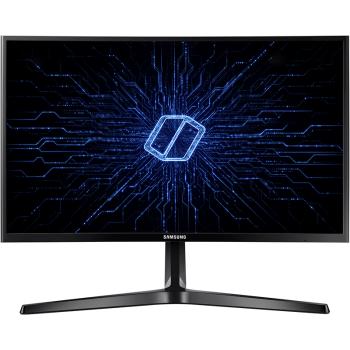 SAMSUNG 三星 C24RG50FQC 1080P 23.5英寸VA曲面显示器(1800R、144Hz)