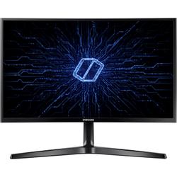 SAMSUNG 三星 C24RG50FQC 23.5英寸VA曲面显示器(1080P、1800R、144Hz)