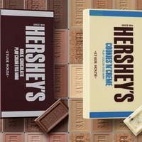 双11预售:ETUDE HOUSE 伊蒂之屋 好时限量班巧克力6色眼影盘 (2色可选)
