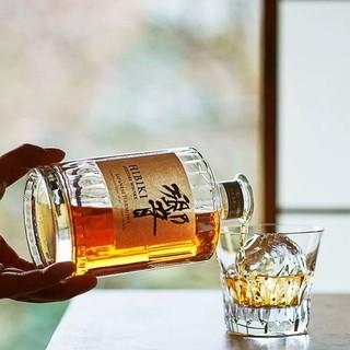响和风醇韵 日本进口洋酒響 三得利响牌威士忌 700ml