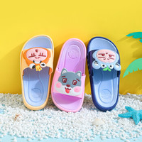 儿童拖鞋 卡通防滑宝宝凉拖鞋