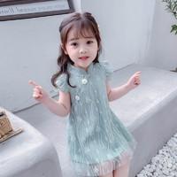 ABAY 中小童汉服连衣裙