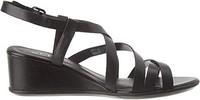 ECCO 爱步 型塑Shape 35 复古罗马高跟凉鞋 250173