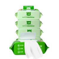 MUMUWU 木木屋 婴儿手口专用湿巾 80抽 5包