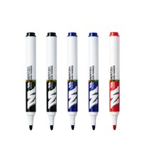M&G 晨光 APMY2201 可擦白板笔 5支装 (2黑2蓝1红)