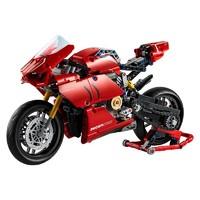 LEGO乐高6月新品42107杜卡迪 Ducati Panigale V4 R 小颗粒积木