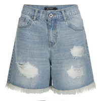 KAMA 7217254 女士潮流时尚短裤