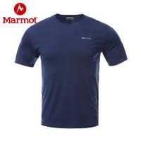 Marmot 土拨鼠 H60493 户外运动速干T恤