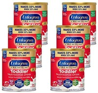 Mead Johnson 美赞臣 Enfagrow Next Step Premium 幼儿营养奶粉,适合1岁32盎司 罐装(6罐)