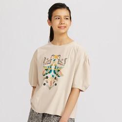 UNIQLO 优衣库 428410 女装印花T恤
