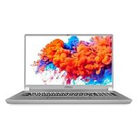 MSI 微星 Creator 17 17.3英寸 笔记本电脑 (银色、酷睿i7-10875H、32GB、1TB SSD、RTX 2070 super Max-Q 8G)