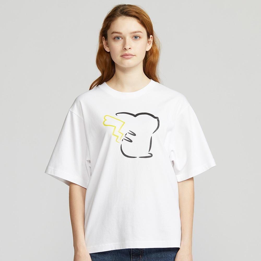 UNIQLO 优衣库 424792 女士印花T恤