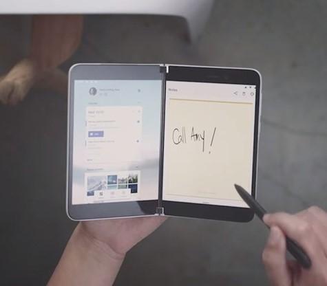 Microsoft 微软 Surface Duo 双屏智能手机