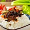 饭扫光 下饭菜 香菇牛肉酱200g+风味香酥脆200g