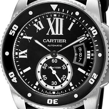 Cartier 卡地亚 卡历博系列 W7100056 男款机械表