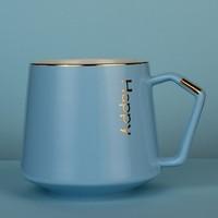 崐宏 陶瓷马克杯 370ml 5色可选