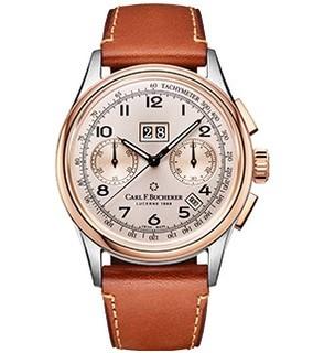 Carl F. Bucherer 传承系列 00.10803.07.42.01 男士自动机械手表