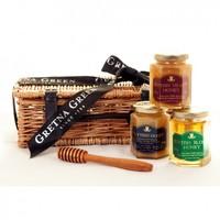 Scottish 苏格兰蜂蜜礼品篮套装