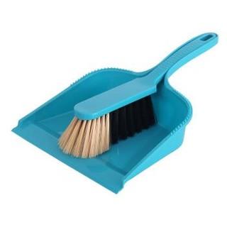 世家 扫把簸箕套装 桌面畚斗扫帚 21324 *3件