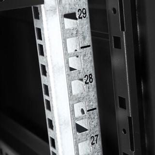 神盾卫士 网络服务器机柜2米42U机房弱电机柜SH-6042