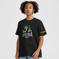 UNIQLO 优衣库 424617 EVA联名款印花T恤
