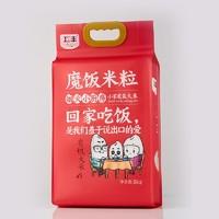 五丰 魔饭米粒  有机大米 5kg